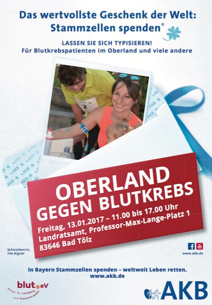 Oberland gegen Blutkrebs 2017
