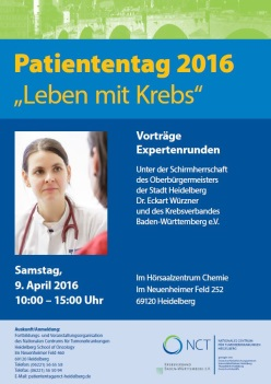 12. Heidelberger Krebspatiententag