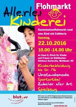 """Herbst / Winter Kinderflohmarkt """"Allerlei Kinderei"""""""