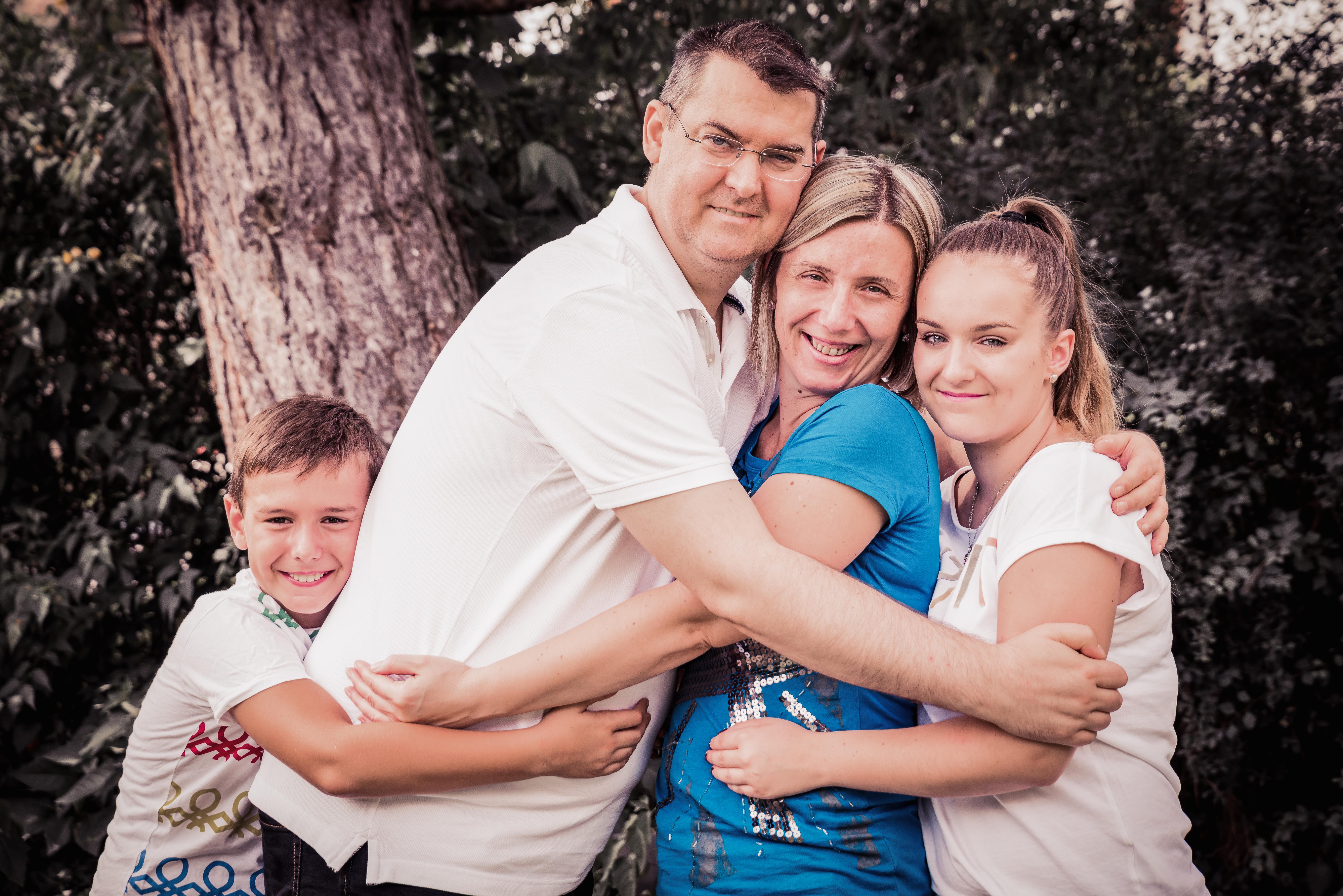 LGI sucht Lebensretter für Familienvater