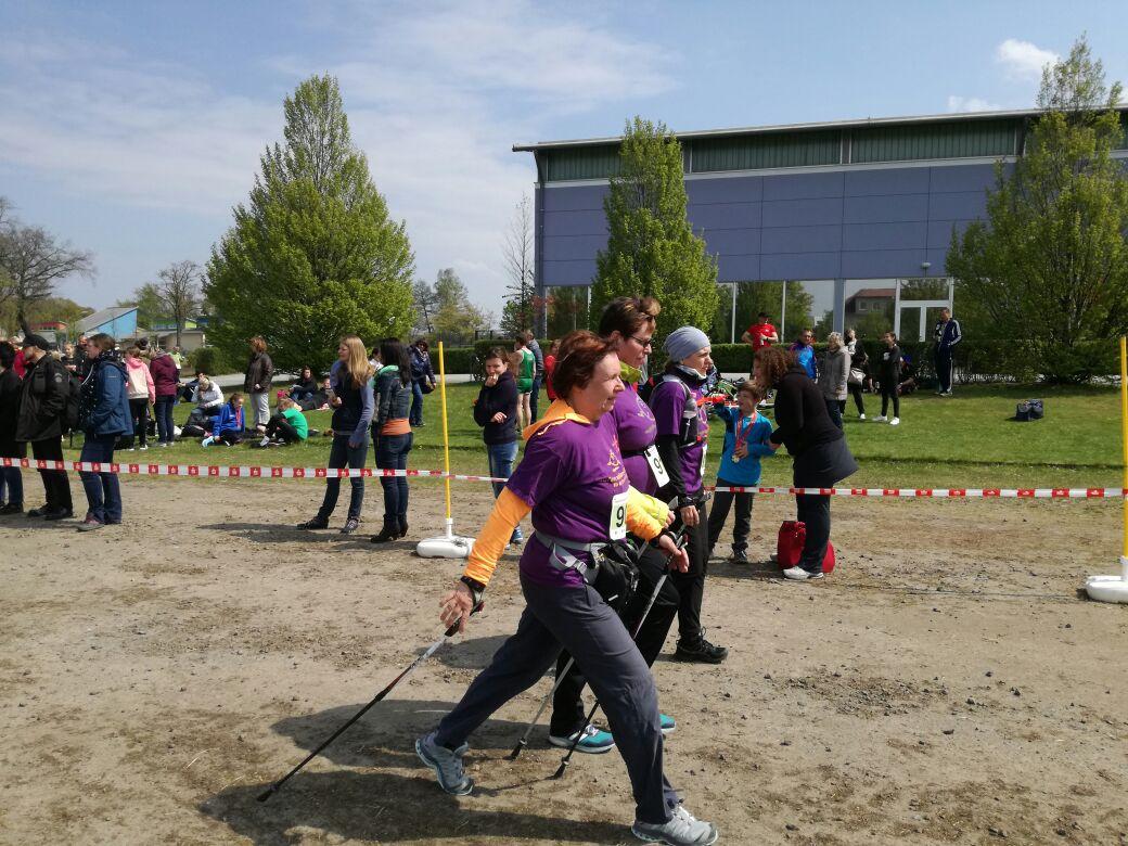 Gedenklauf in Oranienburg und Teilnahme beim Stralsunder Laufwettbewerb