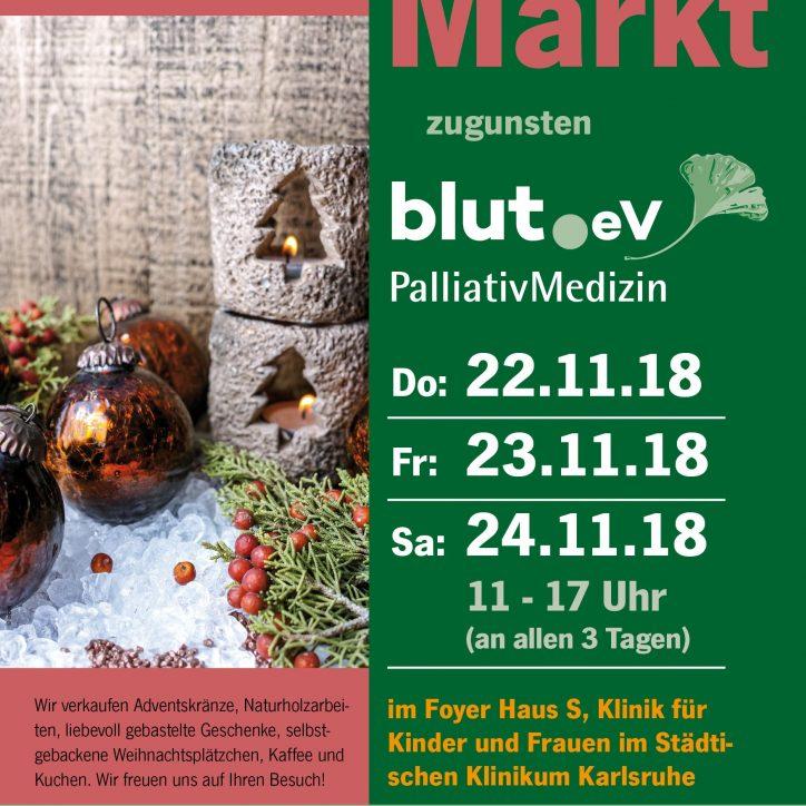 Plakat 2018 Weihnachtsmarkt