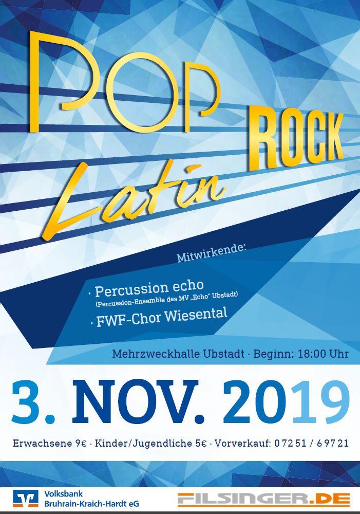 Pop – Rock – Latin: Rhythmus für den guten Zweck