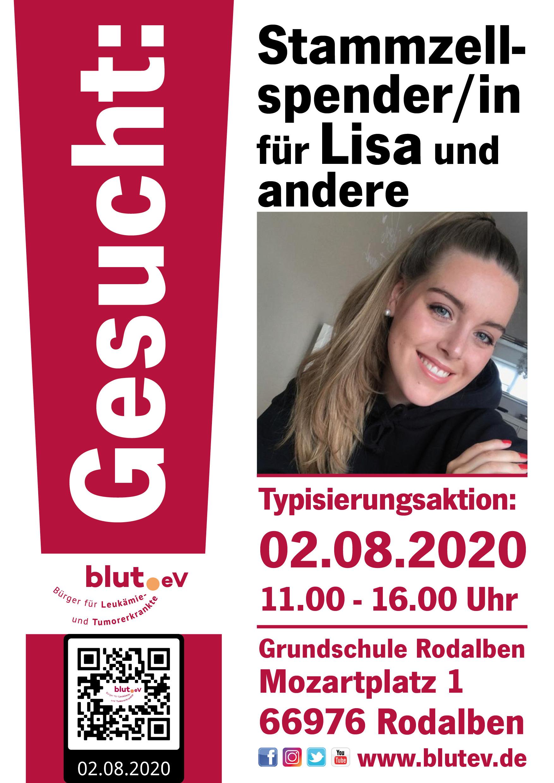 Stammzellspender für Lisa und andere