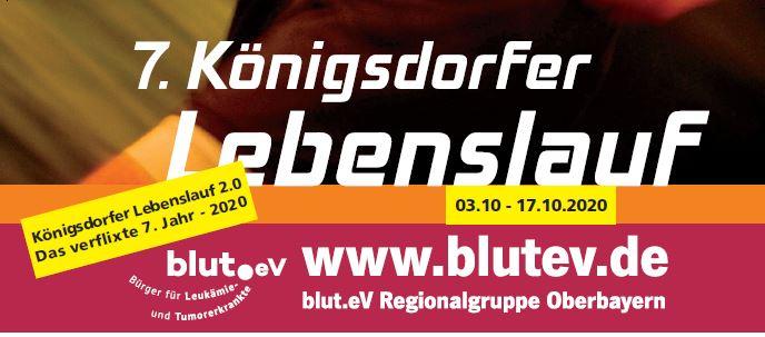 Laufergebnis Königsdorf – Das verflixte 7. Jahr