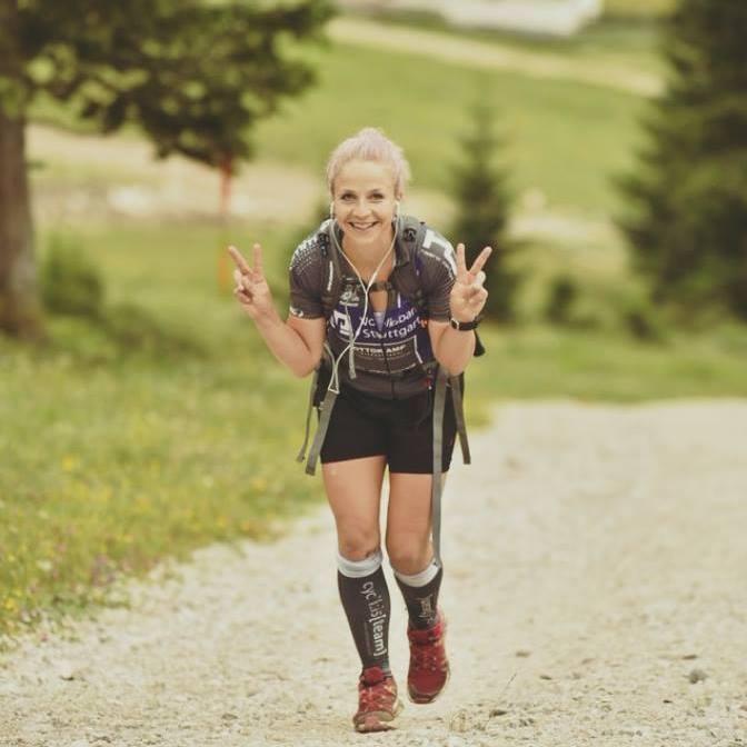 Steffi rennt… und rennt… und rennt… und rennt… für Krebspatienten!